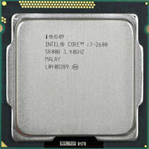 Intel Core i7 2600 3.4GHz LGA 1155 SandyBridge CPU